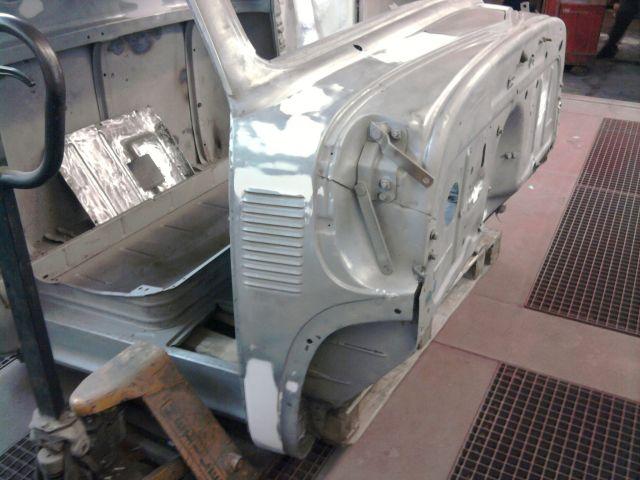 transformation Chevrolet 54 en v8 350 07.201