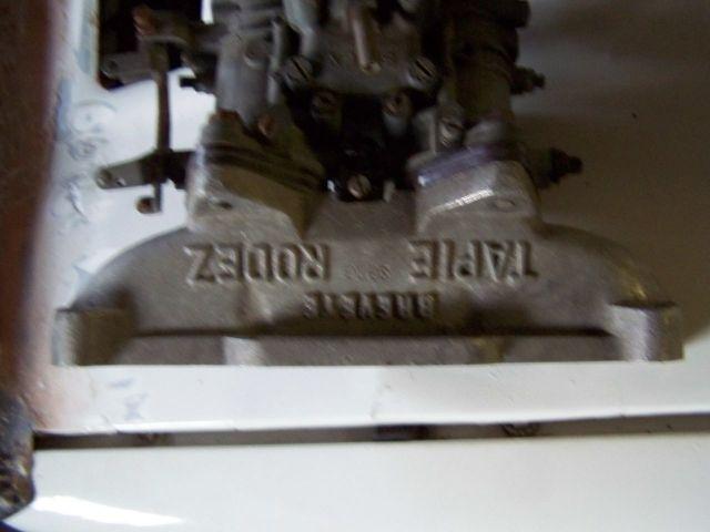 collecteur moteur 335 06.252
