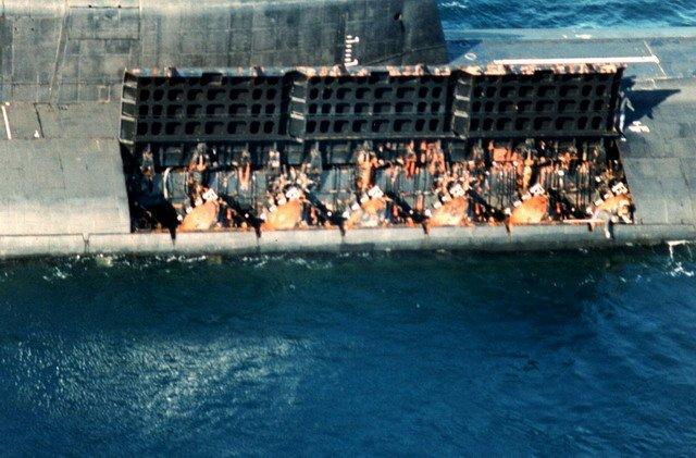 sous-marin Oscar 2  Hobby Boss 1/700 09.117