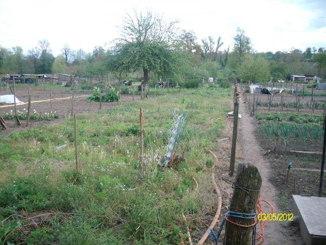Je vais aquerir un nouveau jardin de 700m2 pour 100 for Jardin 700m2