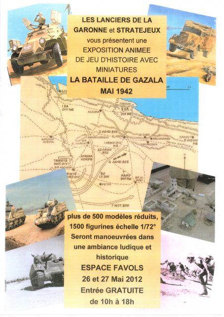 REPORTAGE GAZALA à BURDIGALA 28.122