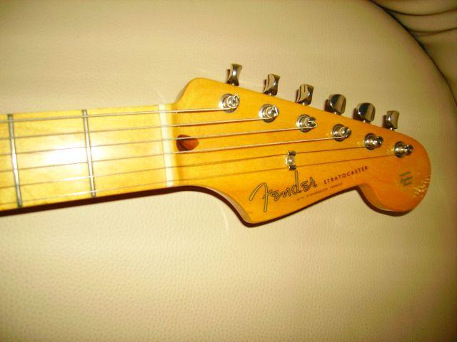 Fender Strat classic 50s 09.38