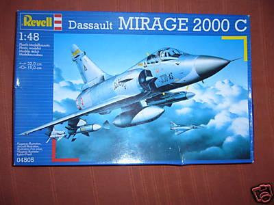 MIRAGE 2000 1/48 30.226