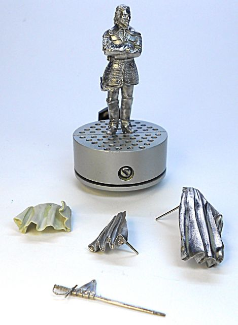 RICHELIEU - PRESTIGE FIGURINES 54MM 03.80