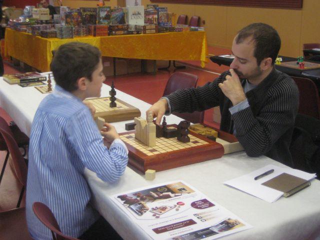 Salon des jeux STRATEJEUX 2012 24.120
