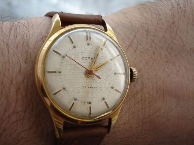 Une montre Volna 24.197