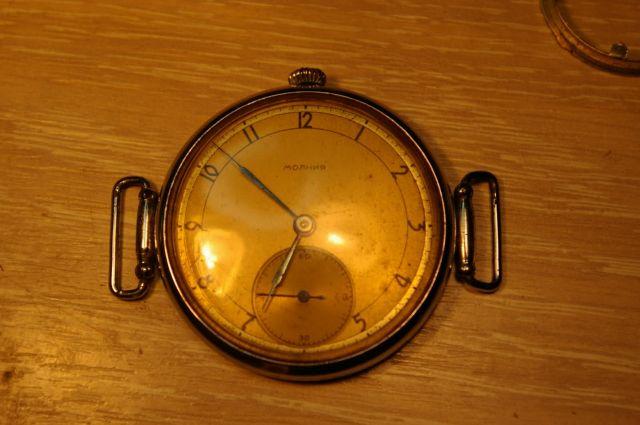 Molnija, la Rolex russe 24.105