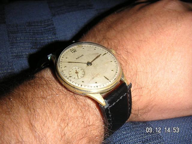 Molnija, la Rolex russe 24.107