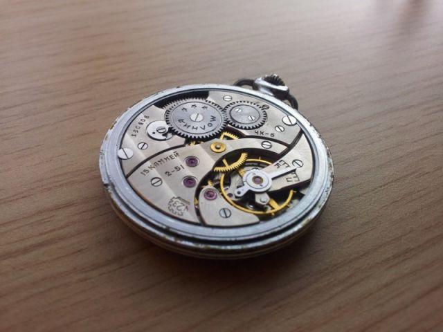 Molnija, la Rolex russe 24.113