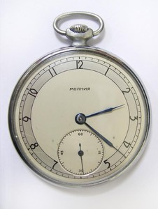 Molnija, la Rolex russe 24.82