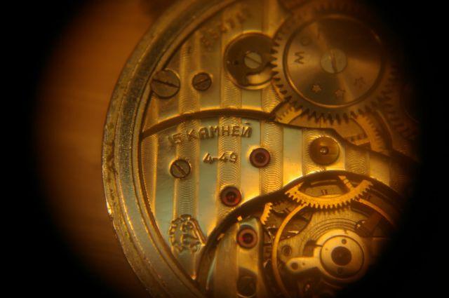 Molnija, la Rolex russe 24.85