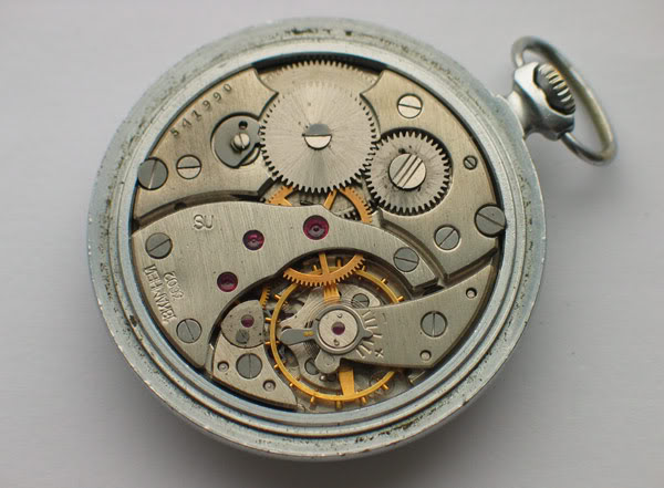 Molnija, la Rolex russe 24.92