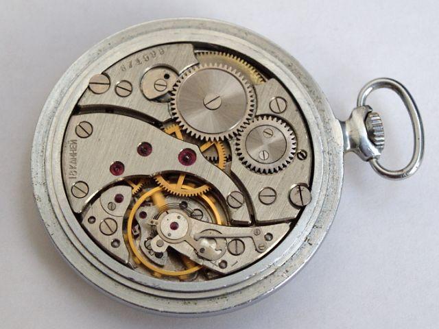 Molnija, la Rolex russe 24.93