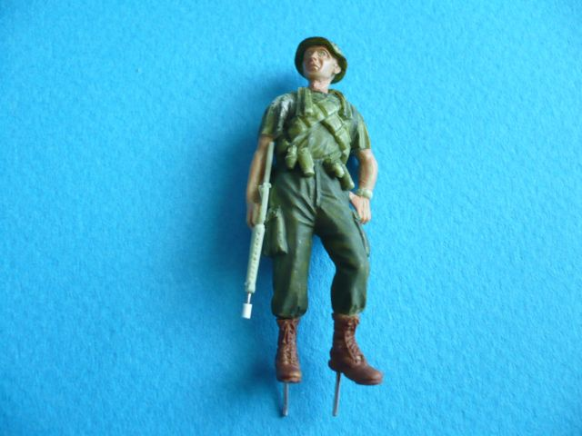 GI's vietnam 54mm marque verlinden ref 0532 the grunts 17.96