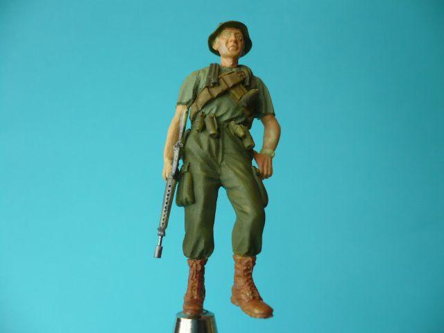 GI's vietnam 54mm marque verlinden ref 0532 the grunts 04.63