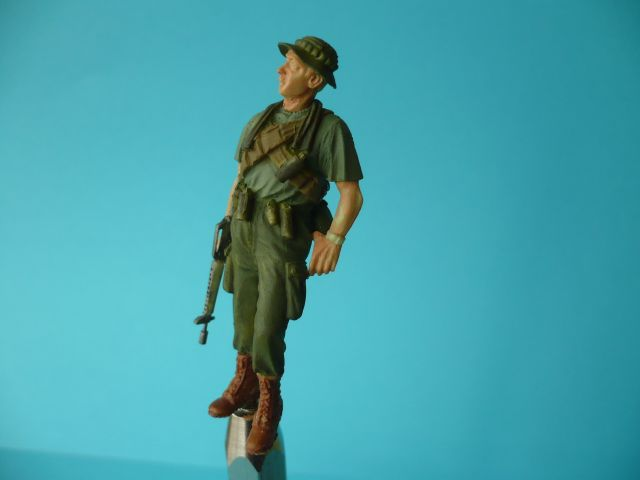 GI's vietnam 54mm marque verlinden ref 0532 the grunts 04.66