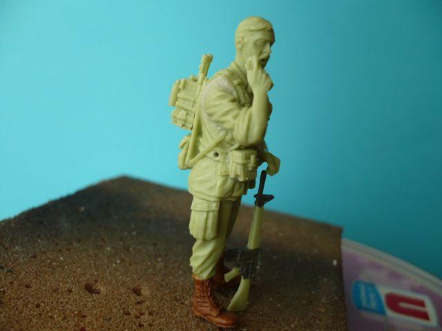 GI's vietnam 54mm marque verlinden ref 0532 the grunts 04.69