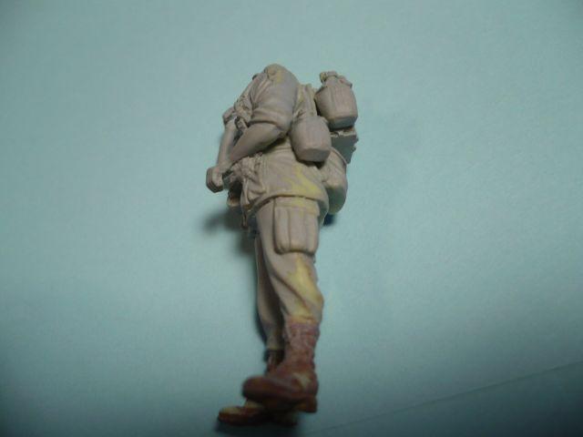 GI's vietnam 54mm marque verlinden ref 0532 the grunts 08.60
