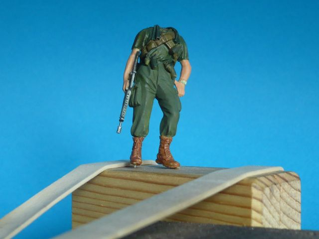GI's vietnam 54mm marque verlinden ref 0532 the grunts 09.60