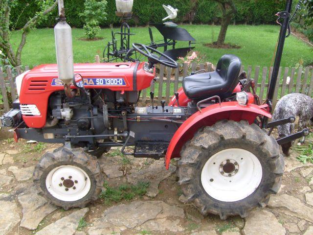 Mon ancien micro tracteur. 06.210