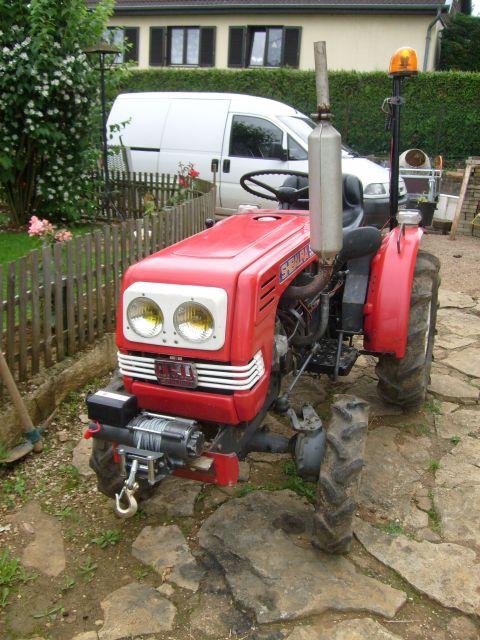Mon ancien micro tracteur. 06.211
