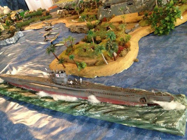 L'attaque de SHIN' JUWAN' (le port au perles Japonais) 06.129
