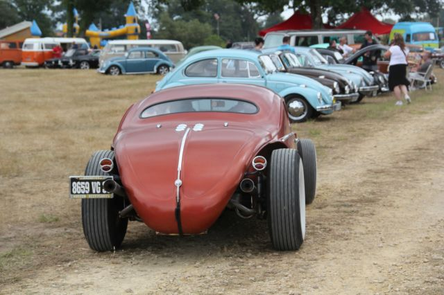 VW kustom & Volks Rod 08.15