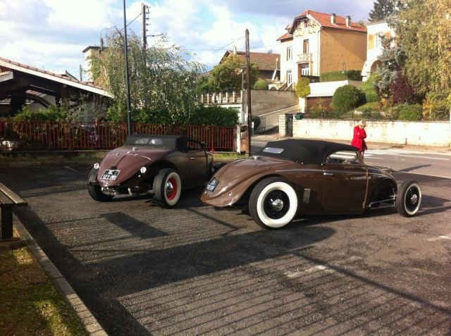 VW kustom & Volks Rod 14.68