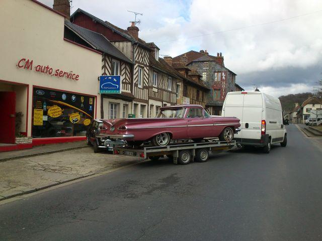 El Camino 1959 chopped  16.34