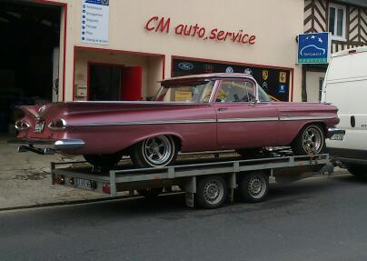 El Camino 1959 chopped  16.35