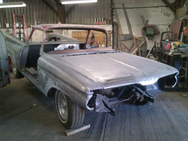 El Camino 1959 chopped  16.76