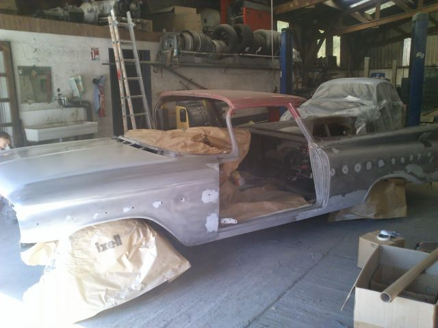 El Camino 1959 chopped  16.89