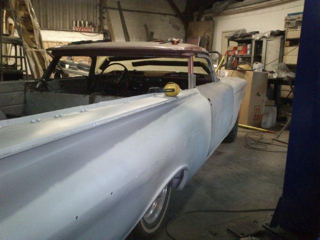 El Camino 1959 chopped  21.110