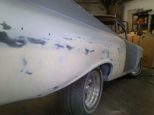 El Camino 1959 chopped  21.124