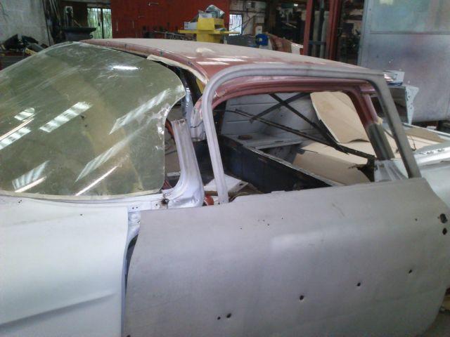 El Camino 1959 chopped  21.22