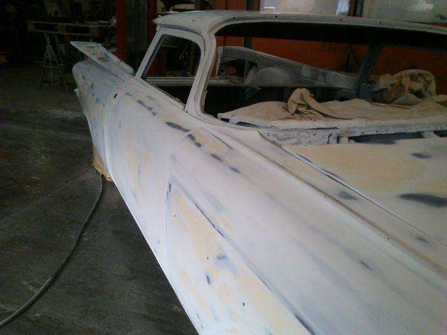 El Camino 1959 chopped  22.15