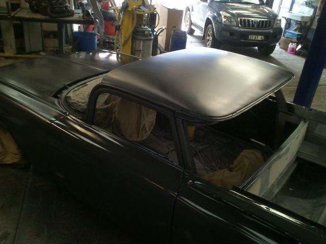 El Camino 1959 chopped  26.14