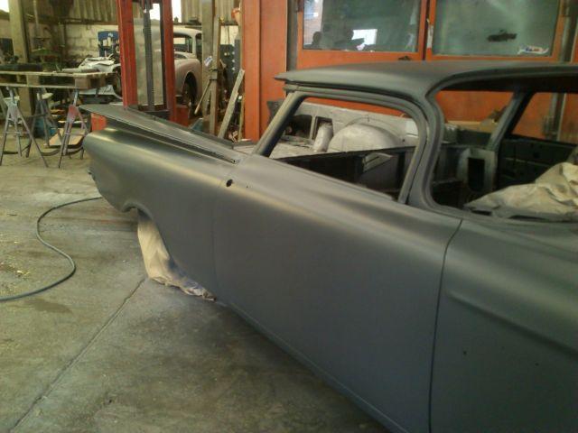 El Camino 1959 chopped  26.15