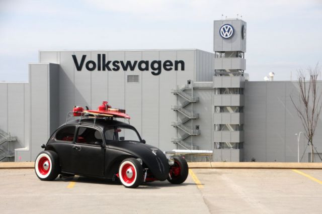 VW kustom & Volks Rod 01.21