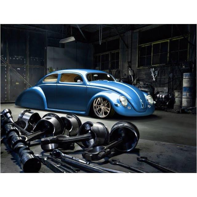 VW kustom & Volks Rod 14.5