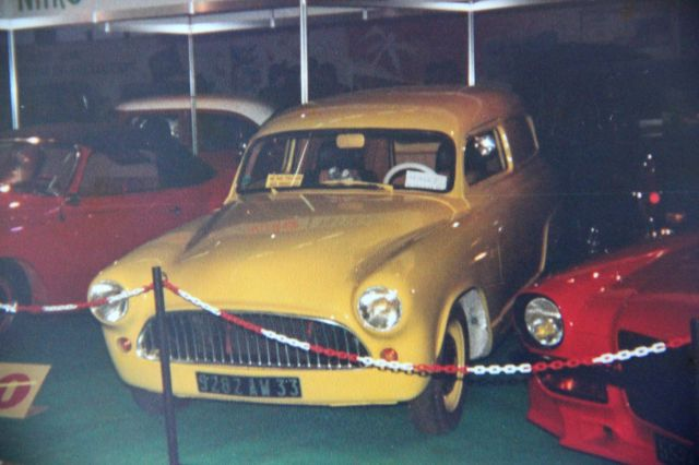 Salon auto moto collection - 2003 - stand fifties gang 27.23