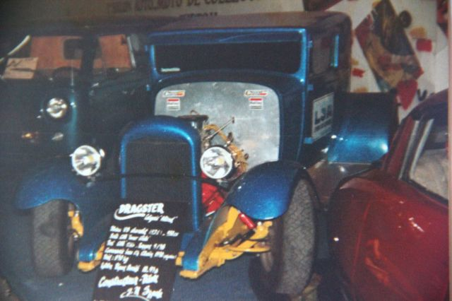 Salon auto moto collection - 2003 - stand fifties gang 27.24
