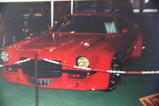 Salon auto moto collection - 2003 - stand fifties gang 27.25