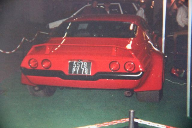 Salon auto moto collection - 2003 - stand fifties gang 27.26