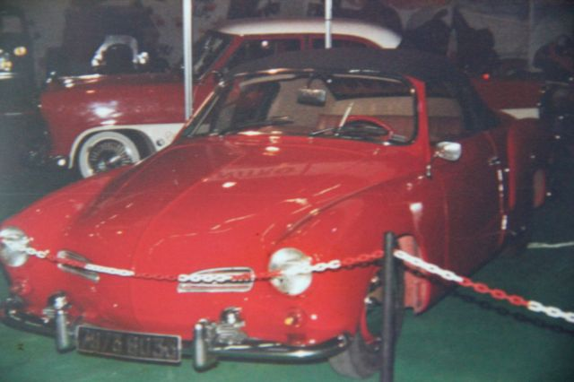 Salon auto moto collection - 2003 - stand fifties gang 27.27