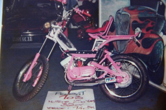 Salon auto moto collection - 2003 - stand fifties gang 27.28