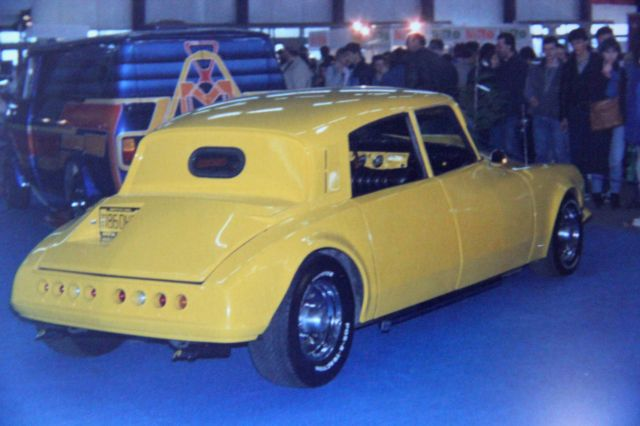 Salon auto moto collection - 2003 - stand fifties gang 27.35