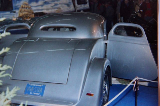 Salon auto moto collection - 2003 - stand fifties gang 27.38