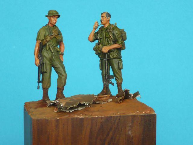 GI's vietnam 54mm marque verlinden ref 0532 the grunts 04.109