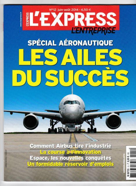 L'EXPRESS: spécial aéronautique 03.55